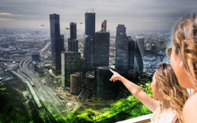 """A New Era in Aviation, Smart """"Urban Air Mobility"""""""