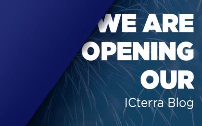 Welcome to ICterra Blog
