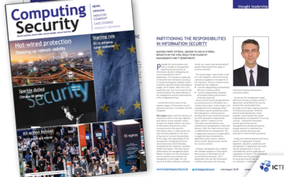 """Partitioning the Responsibilities in Information Security"""" Article"""