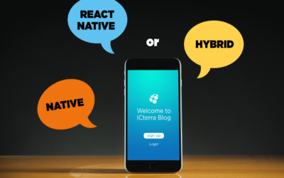 Learn once, write everywhere with React Native