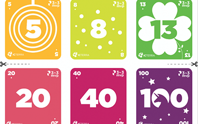 Are You Tired of Inconsistent Estimations in Your Agile Plannings? Try Planning Poker Cards!