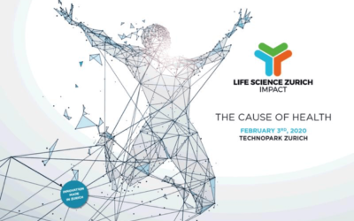 Life Science Zurich Impact Conference THE CAUSE OF HEALTH